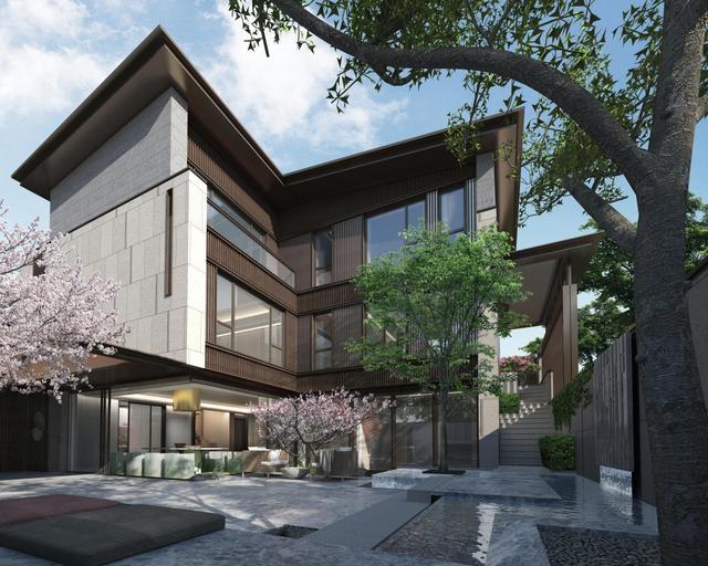 北京万科观承别墅,目前在售均价约84000元/平 - 动态 - 吉屋网