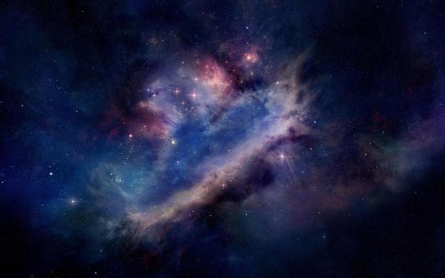 科学家猜测外星人极有可能以暗物质的形出现