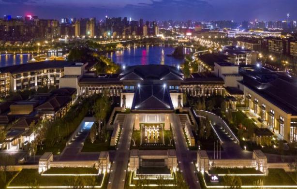 西安西安凯悦酒店(HYATT REGENCY XI AN)预订... -第六感度假酒店