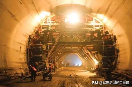隧道工程施工标准化十步曲,难怪基建狂魔建隧道这么强