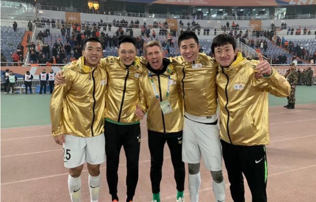 德国足球教练-太豪华,国安明年将拥有4名实力门