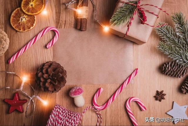 「圣诞特辑」最能代表圣诞节的――史多伦面包