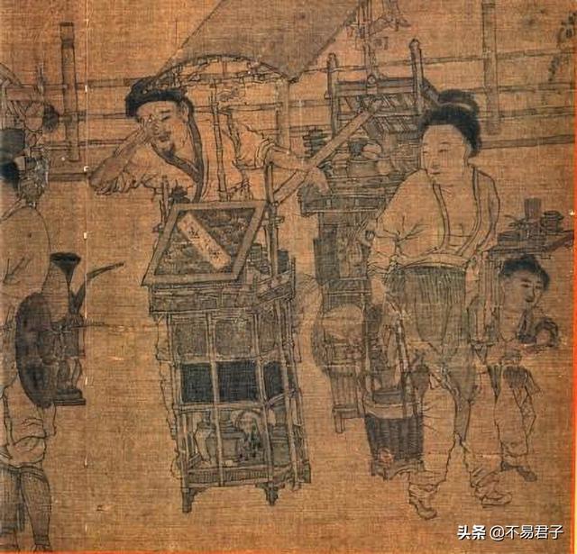 一文看懂宋朝女性婚姻状况:物化与人权碰撞,压迫与开放并存
