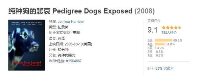 """纯种狗的悲哀,看完你还在为你的狗是""""纯种""""的感到... _腾讯网"""