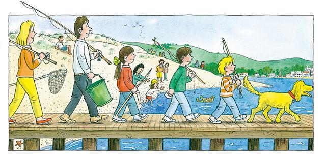 《典范英语》绘本究竟有何魅力,能让孩子爱不释手?