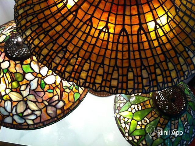 嵌花玻璃的璀璨美學