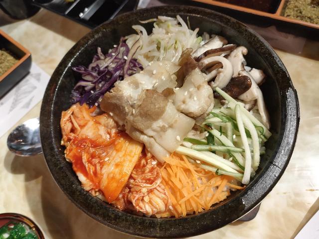 韩国料理店logo