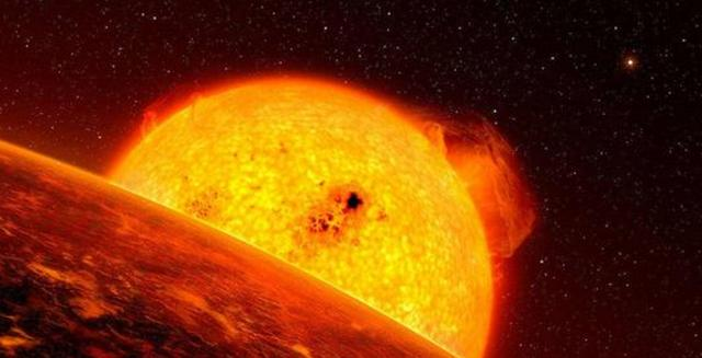 科学家们推测大约在50亿年后太阳也会走向终点