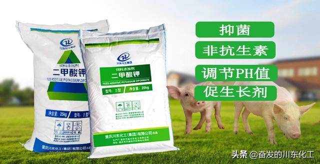 二甲酸钾饲料配方