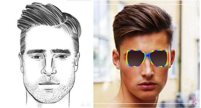 男生发型设计与脸型搭配,告诉你什么脸型该配什么发型