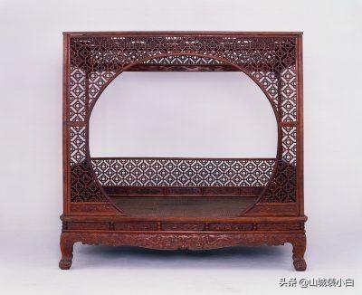 中国古人的床,确实不一般!_品略