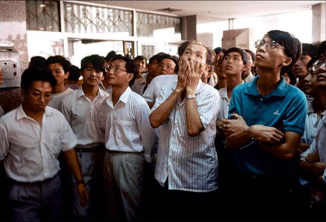 80年代到90年代的深圳,这是深圳大发展的时期