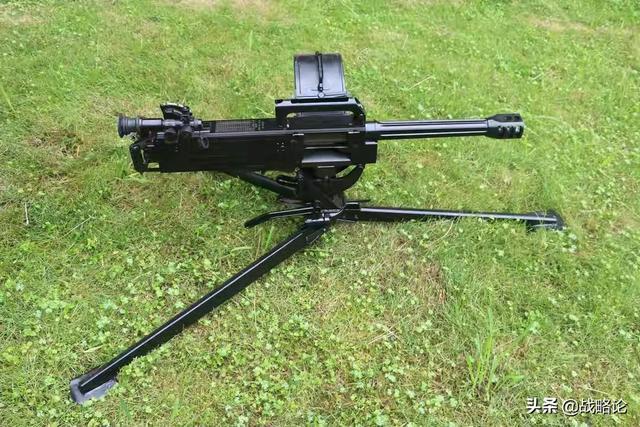 射速堪比机枪!04式榴弹发射器火力空前,压制能力堪称第一