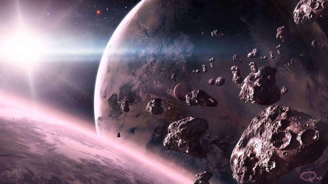 我们人类就是这样一种物质,可能我们宇宙就是这样一种物质