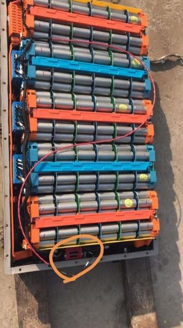 气溶胶自动灭火装置在新能源公交车上的应用