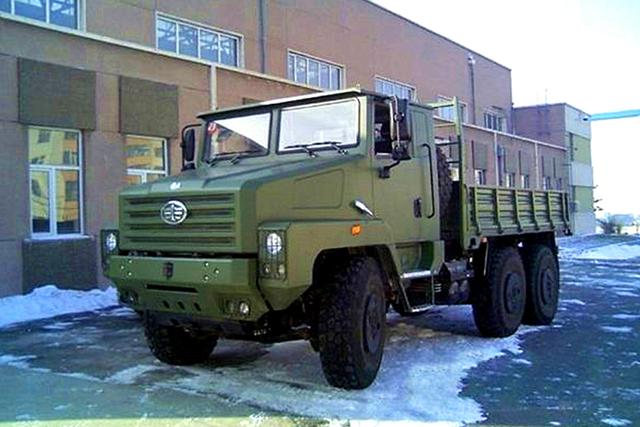 乌拉尔卡车