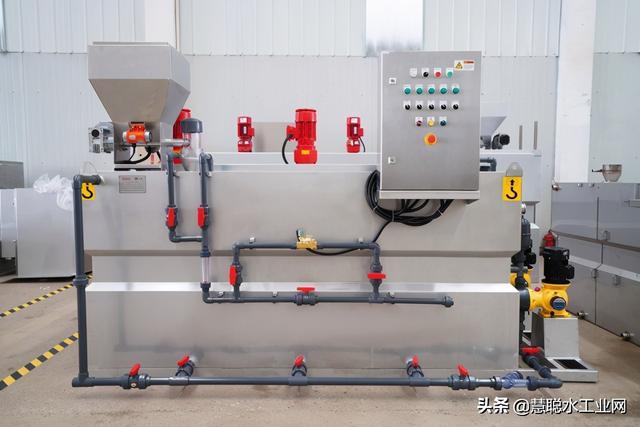 隔膜计量泵结构图