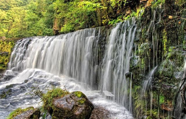 吊水壶国家森林公园值得的一游