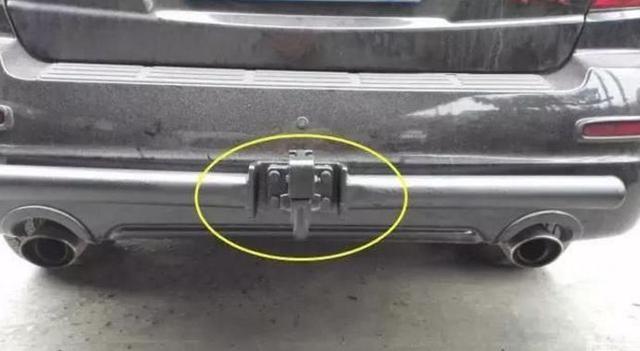交规允许安装拖车钩吗,拖车钩合法吗