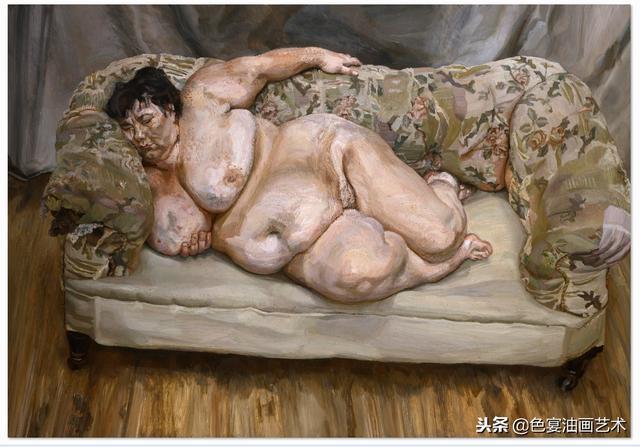 弗洛伊德的孙子画出价值2.5亿的史上最丑人体油画_网易新闻