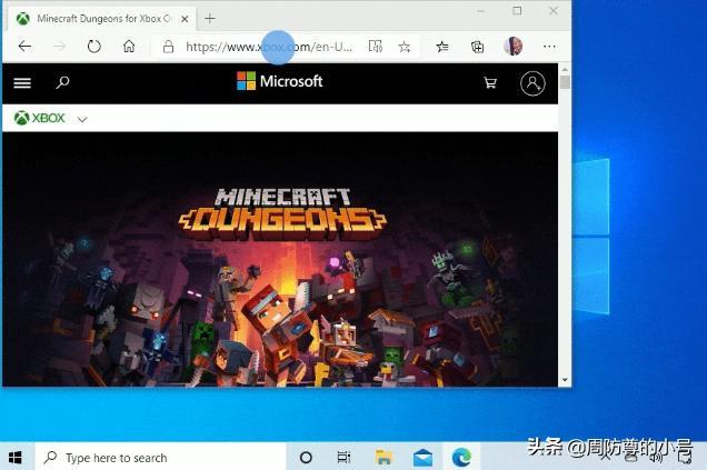 还用广告的浏览器?Win10自带浏览器Microsoft Edge怎么样