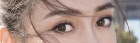 只看眼睛,8位女明星,你能认出几个?