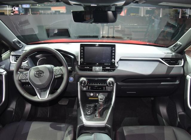 丰田RAV4全新车型将国产,性能更强,途观L都要靠边站?