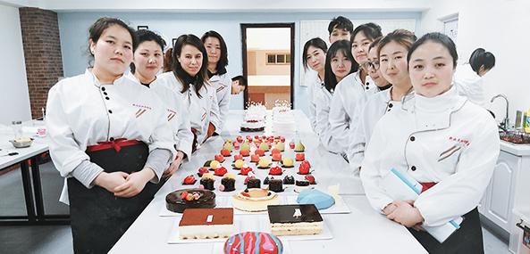 私房烘焙班—新西點烘焙學校