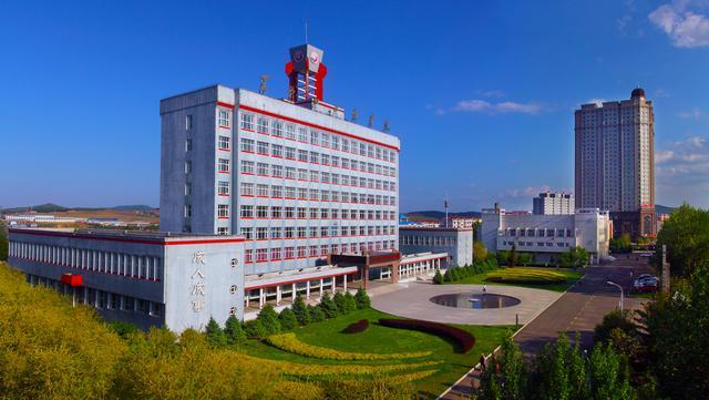 黑龙江大学地图