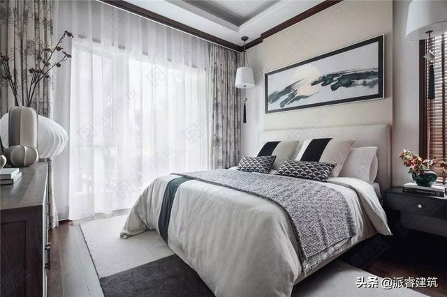 新中式别墅,第一眼就能惊艳到你,第二眼就已经沉沦
