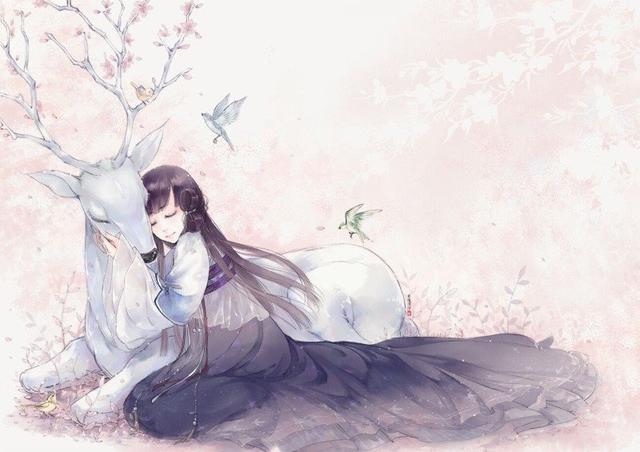 唯美古风图片伤感/9张_动漫图片_cilacila动漫图库