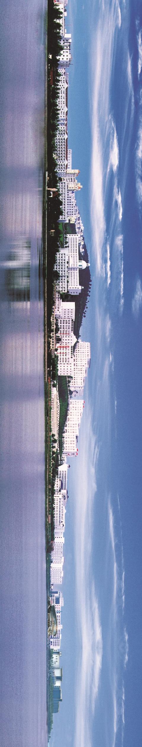 武昌理工�W院打造�L景�@林式校�@ 被�u�槿���十大美��湖畔校�@