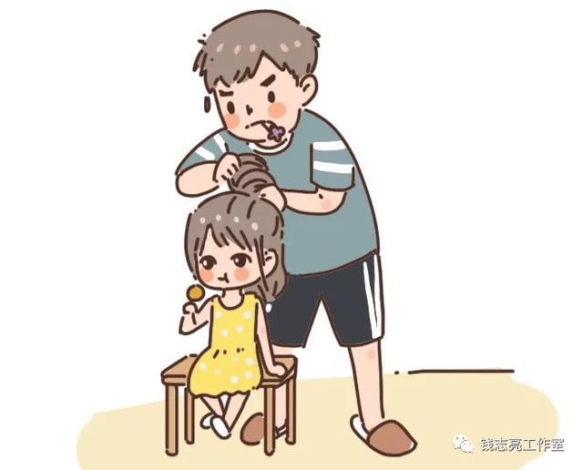 爸爸买花接女儿下考:好父亲,是女儿一生的底气