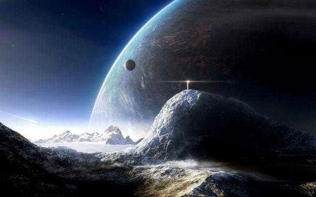 太阳系或者银河系是外星人地球人设置的牢笼