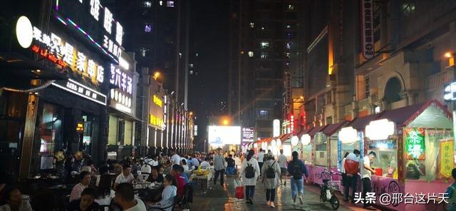 """邢台""""地摊经济""""的5种业态,三线城市经济活跃的基石"""