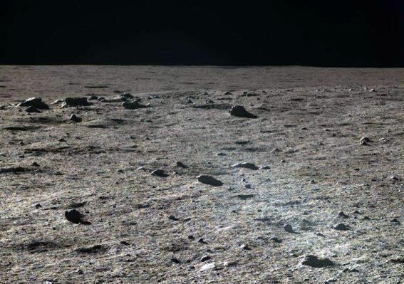 月球早已给人类准备好了建造基地的地方,只需改造一下就可以了