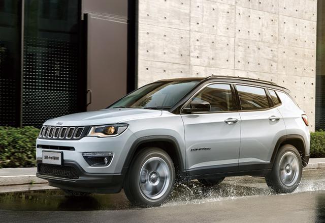 美系中型SUV的较量,别克昂科威与Jeep自由光,谁才是家用首选?