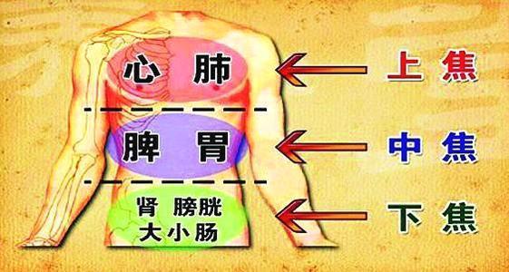 十二经脉之手少阳三焦经,三焦通,则内外上下皆通也