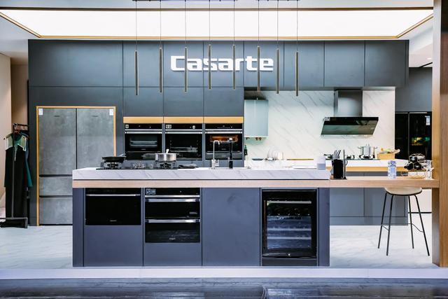 做好饭要选对厨电?卡萨帝厨电7月翻番增长,高端生态价值凸显