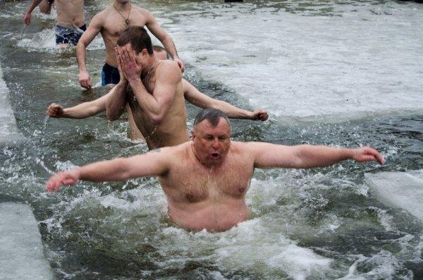 冬天洗冷水澡真的好吗?又一种怎样的体验呢?_手机搜狐网