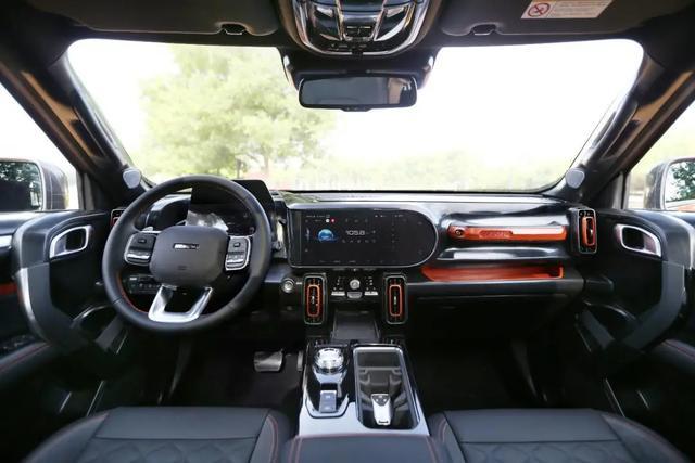 自主品牌硬派SUV,可以买到什么?