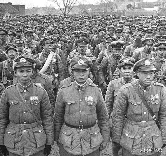 淮海战役所有图片