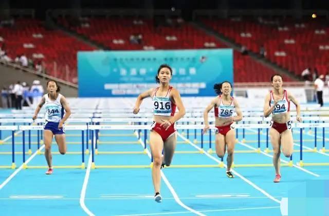 中国女子短跑又出天才,16岁萝莉生理期破纪录,剑指东京奥运会?