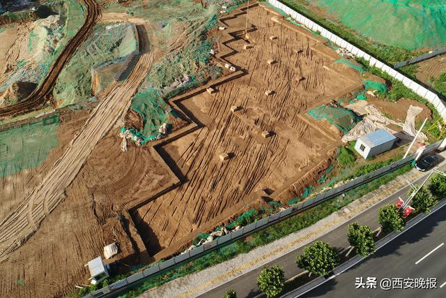 长门赋,一首《长门赋》写尽深宫幽怨,陕西发现疑似长门宫道路与宫墙基础