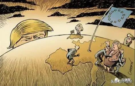 这一次,美国用绞杀华为的办法,要对德国下黑手了