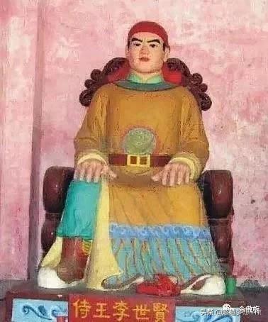 一个跑龙套的王爷,侍王李世贤,太平天国的军师!