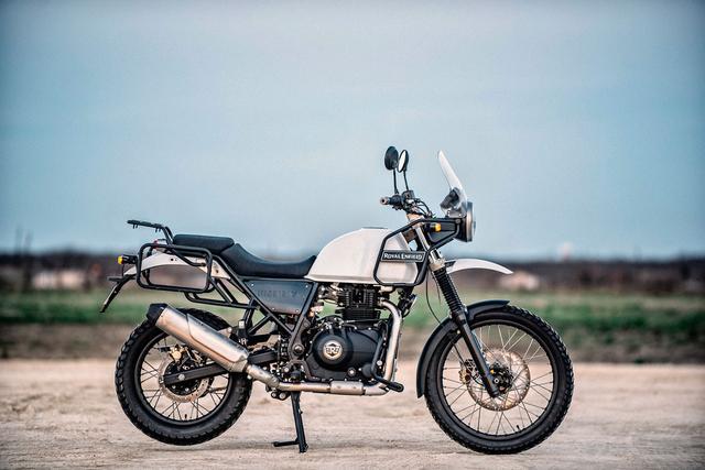 来了来了,印度军队真的骑着摩托车到喀喇昆仑山口来了
