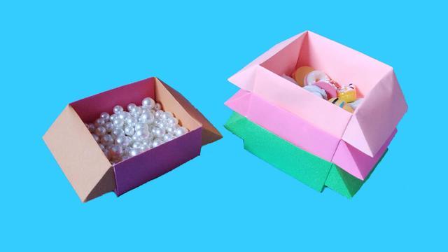 桌面抽紙收納盒