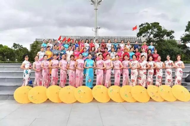 2020全国旗袍秀文化大赛运城赛区等你来展现自我