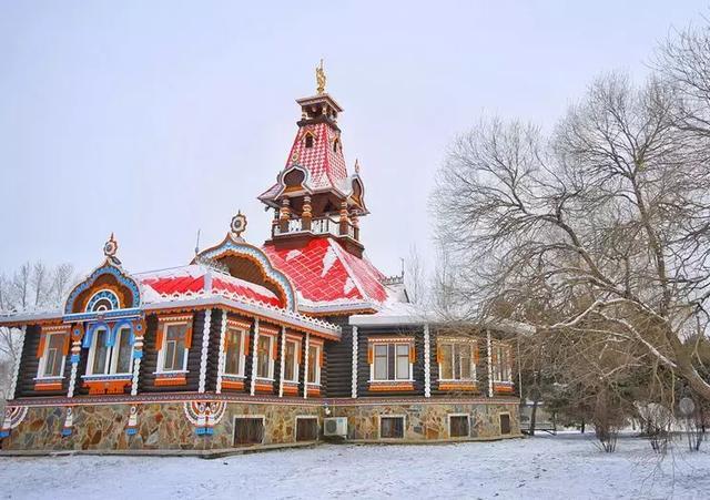 哈尔滨伏尔加庄园,旅游攻略 - 马蜂窝